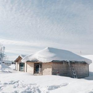 Värma upp attefallshus
